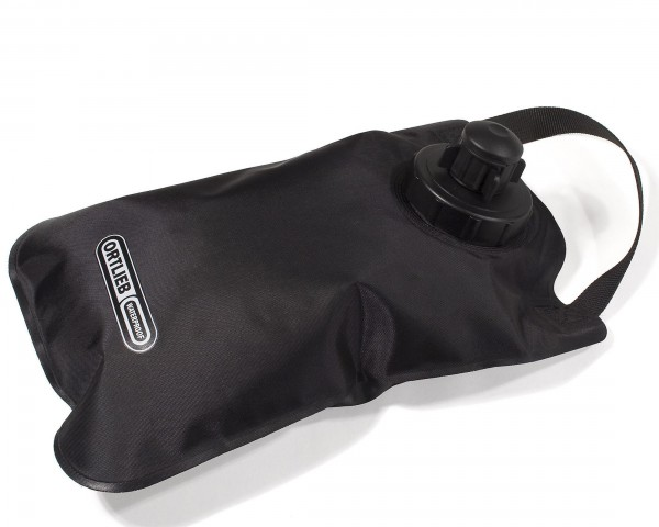 Ortlieb water bag 2 liter | black
