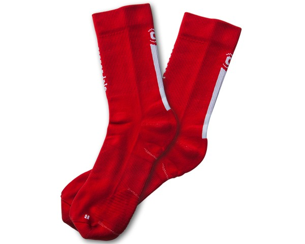 Cannondale Elite High Socken | Rot