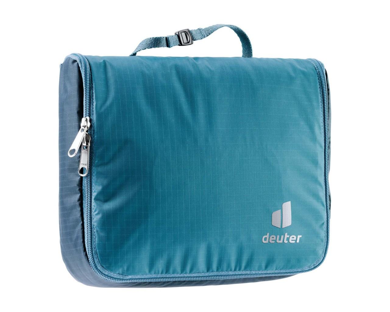 Deuter Wash Center Lite I - 1.5 litre wash pack   denim-arctic