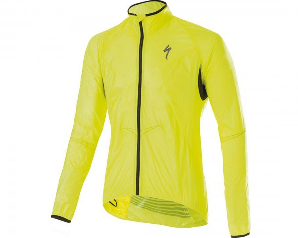 Specialized Deflect Comp Jacke | yellow fluo