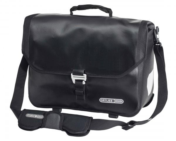 Ortlieb Downtown2 QL3.1 wasserdichte Fahrrad-Business-Tasche (Einzeltasche) | black