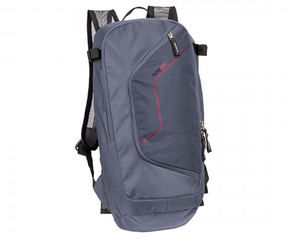 Cube Backpack PURE ten 10 litres | grey