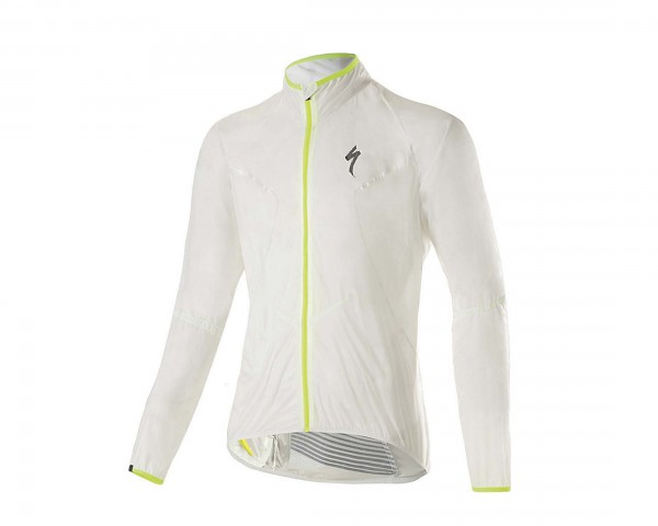 Specialized Deflect Comp Wind Jacket | white