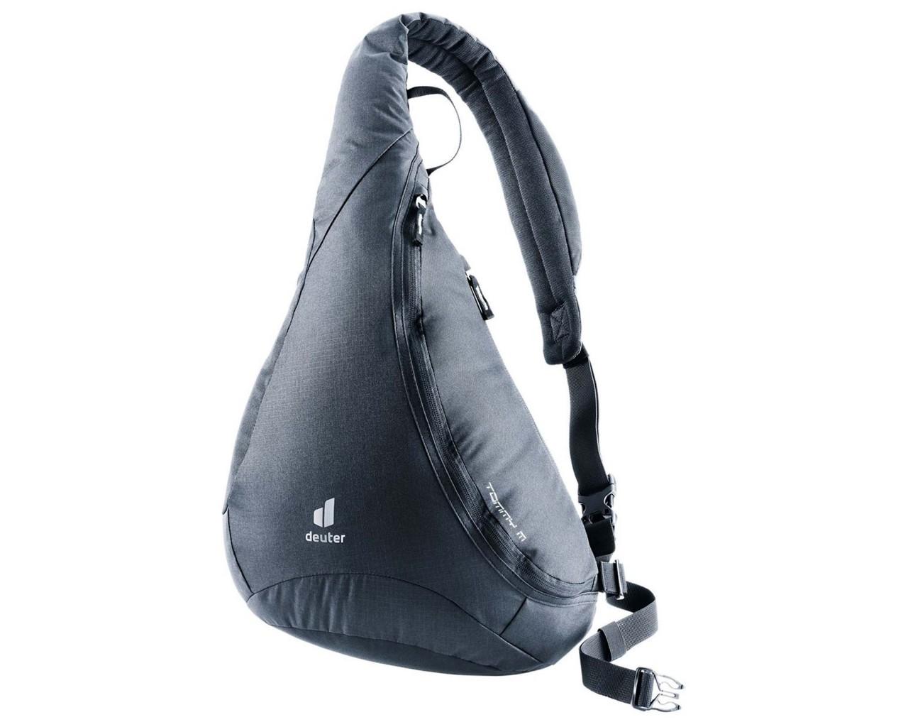 Deuter Tommy M 8 litres shoulder bag PFC-free | black