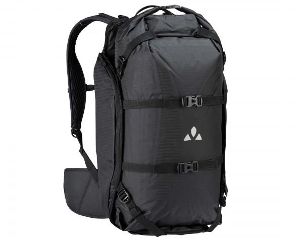 Vaude Trailpack 27 liter Bikepacking-Rucksacksystem | black uni