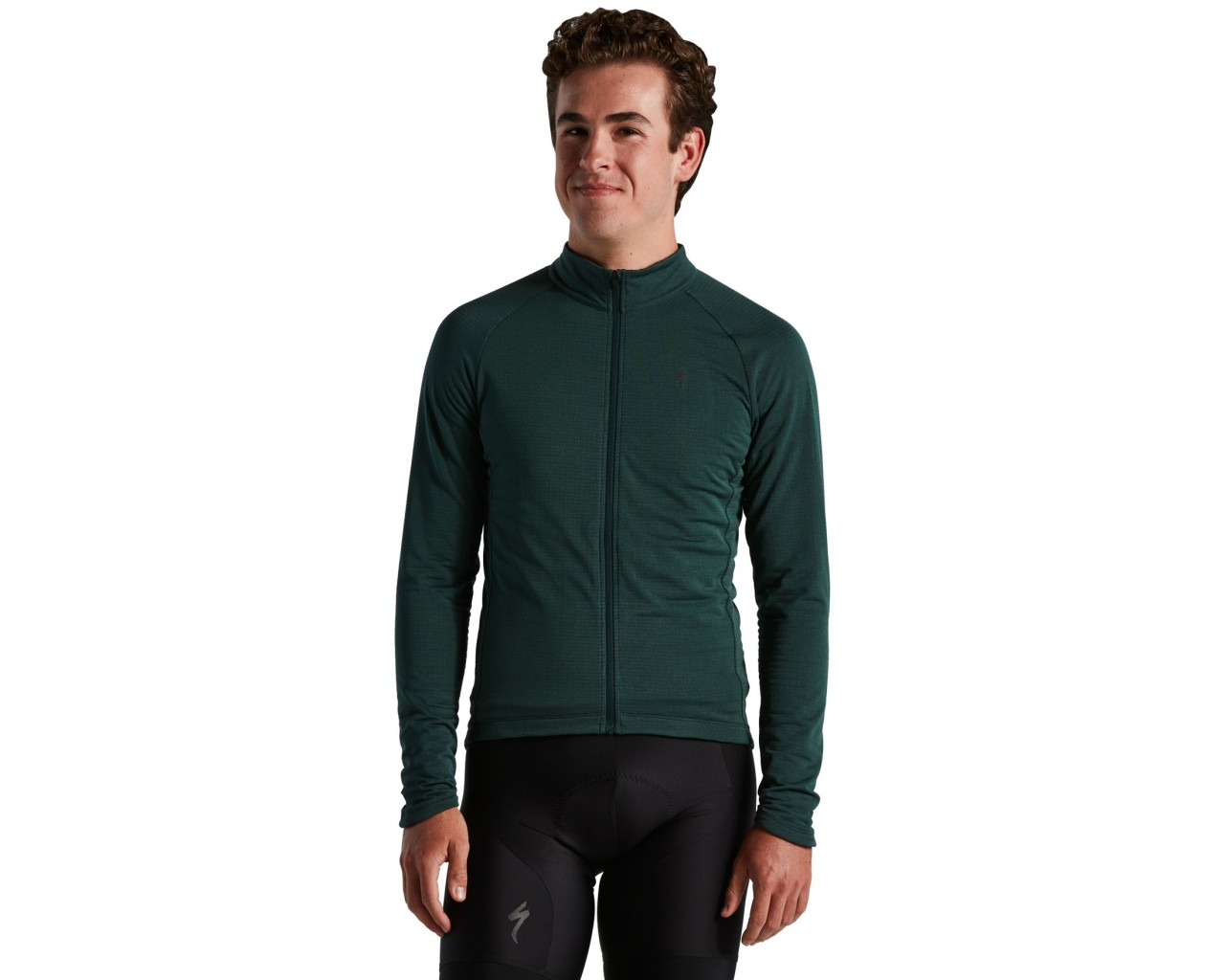 Specialized Prime-Series Thermal Jersey longsleeve | forest green