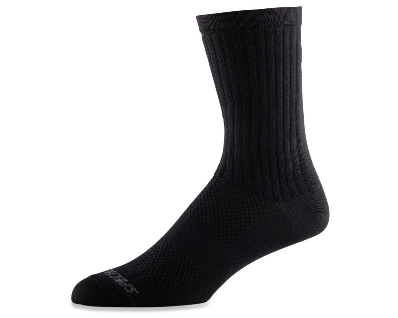 Specialized Hydrogen Aero Socken lang   black