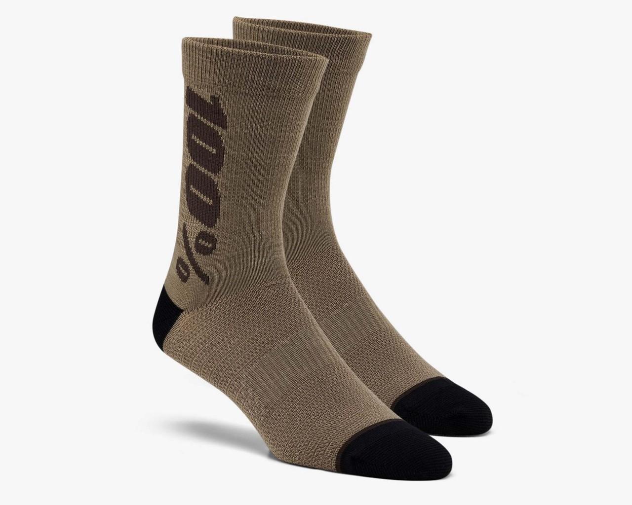 100% Rythym Socken | taupe