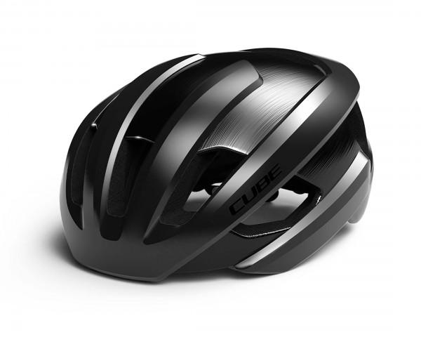 Cube Road Helmet HERON | black
