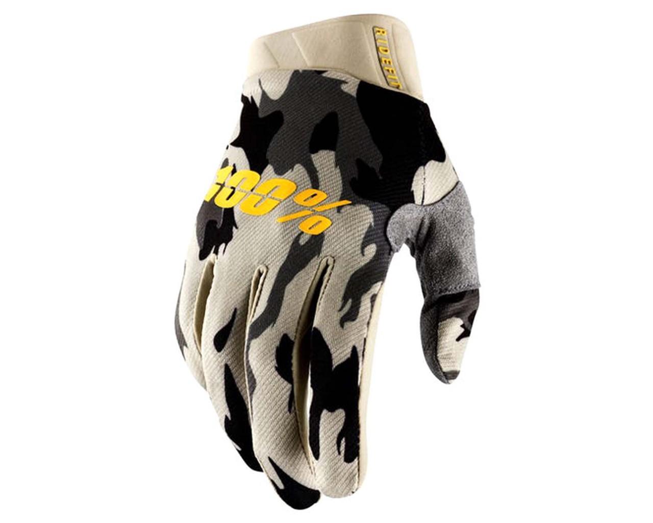 100% Ridefit Gloves (SP21) | assault