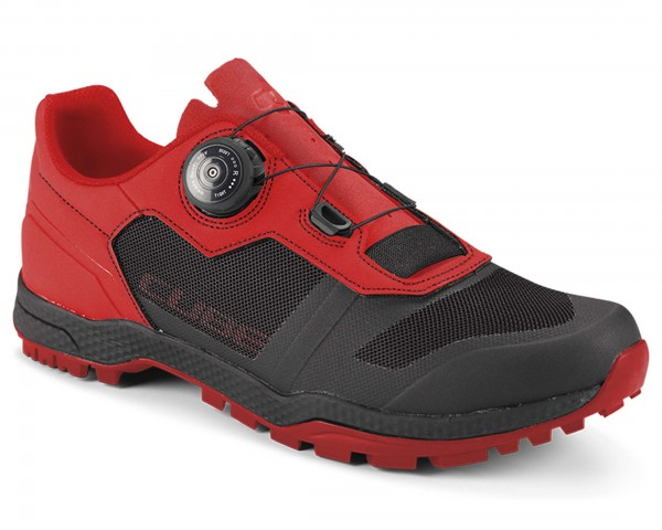 Cube All Terrain MTB Schuhe ATX LYNX PRO | black n red