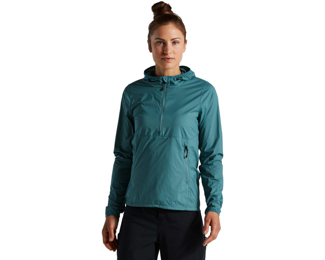 Specialized Trail-Series Damen Windjacke | dusty turquoise