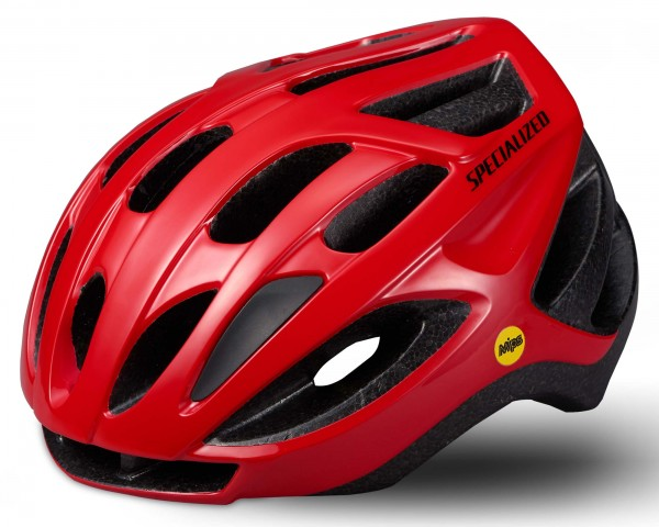 Specialized Align MIPS Fahrradhelm | gloss red