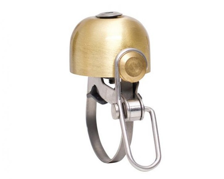 Brave Design Miniglocke Classic | gold