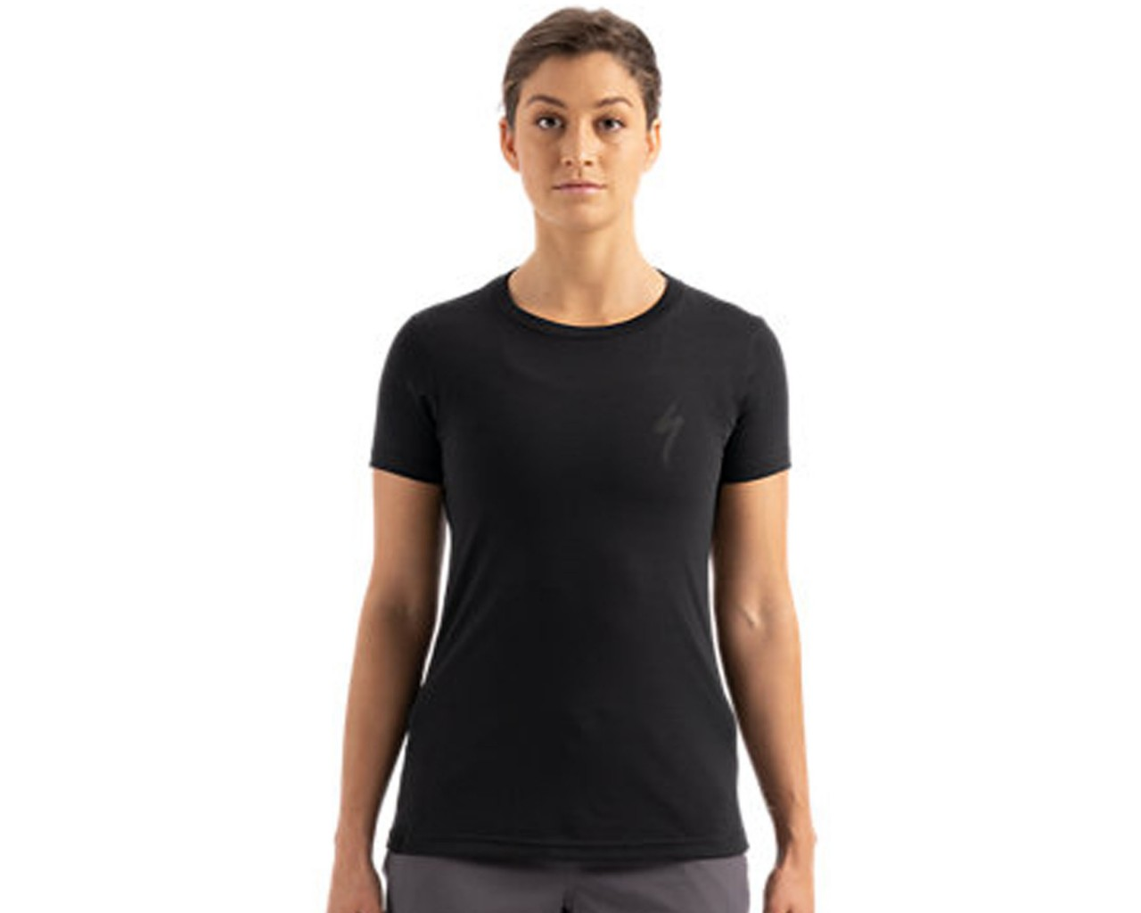 Specialized S-Logo T-Shirt Damen | black