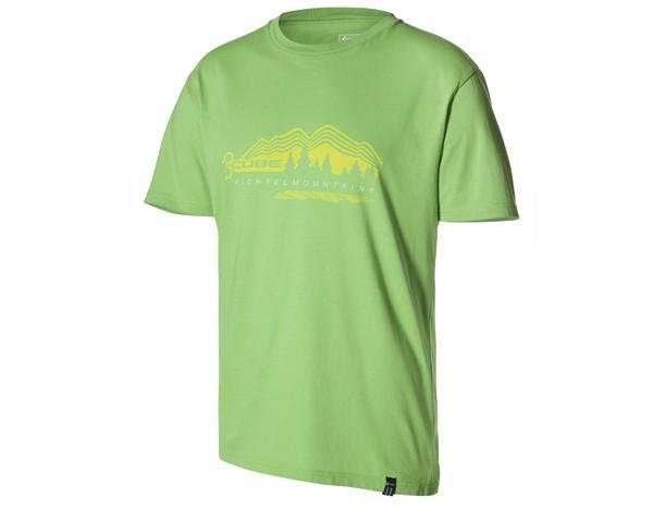 Cube After Race Wear T-Shirt Fichtel Mountains