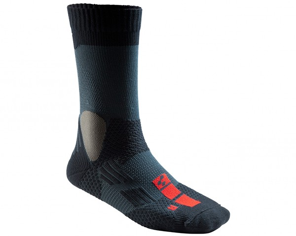 Cube Socks AM Blackline | black/anthracite/red