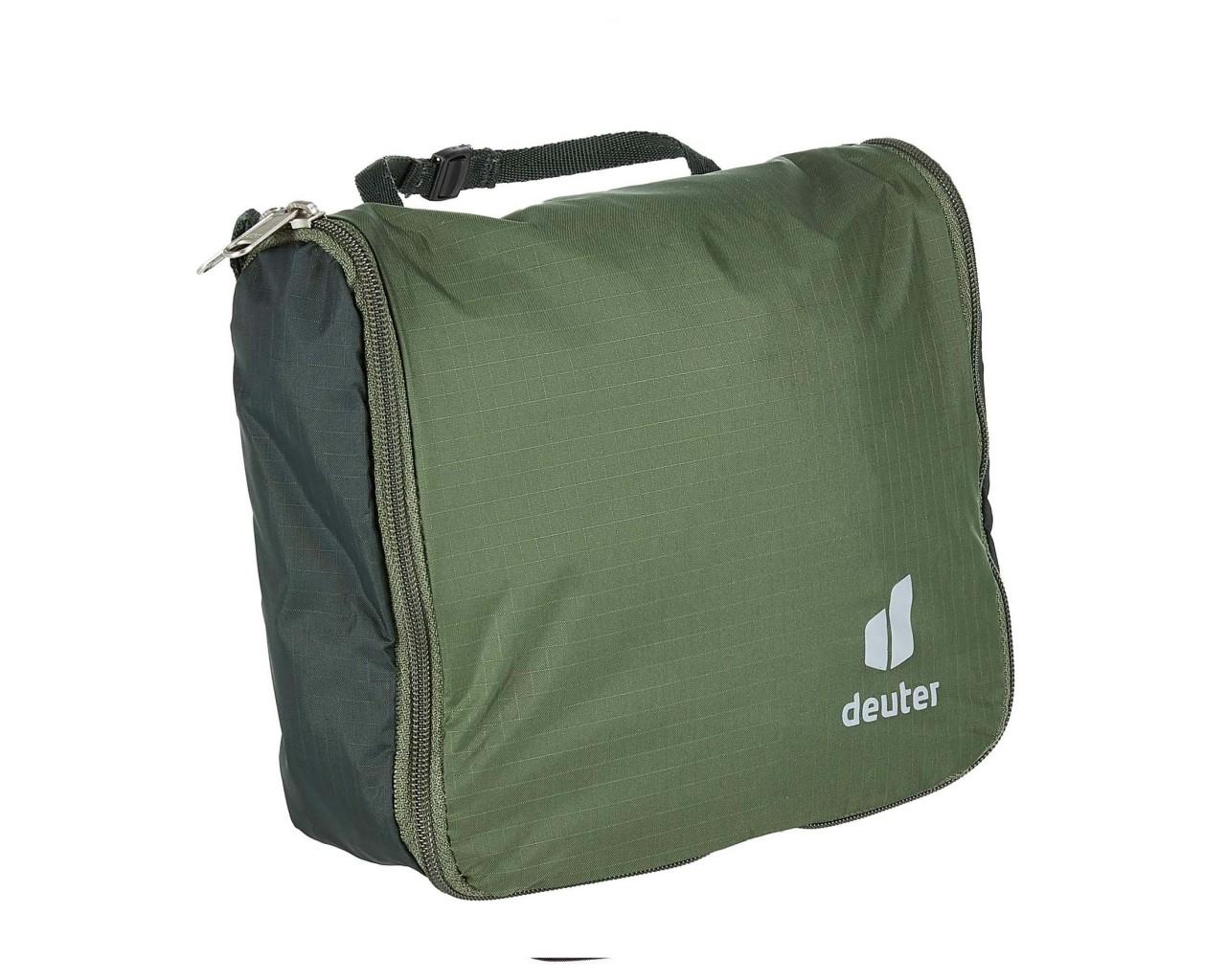 Deuter Wash Center Lite I - 1.5 litre wash pack | khaki-ivy
