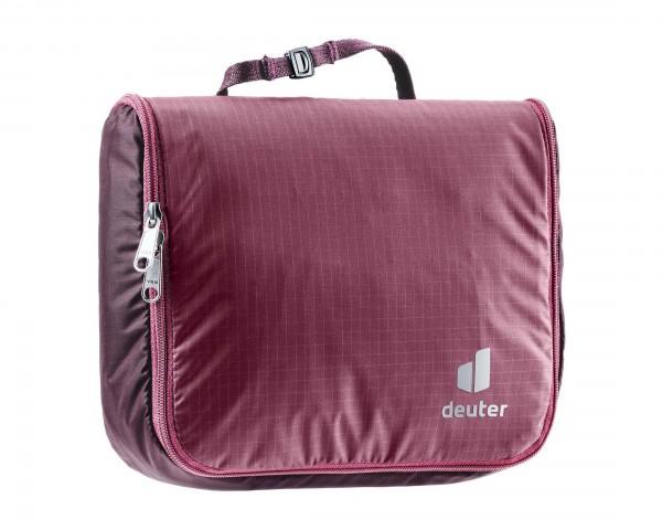 Deuter Wash Center Lite I - 1.5 litre wash pack | maron-aubergine