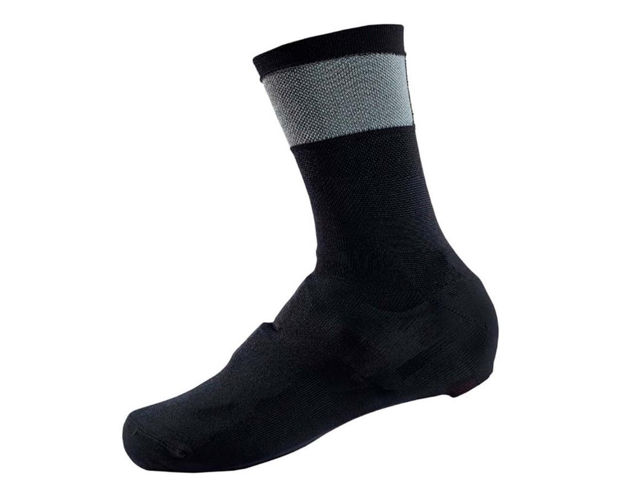 Giro Knit Shoe Cover | black