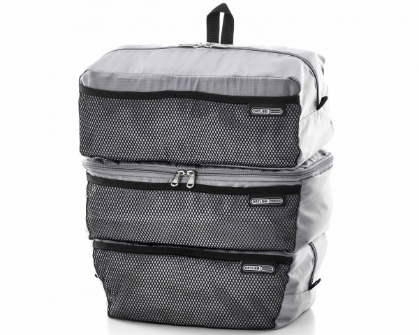 Ortlieb Packing Cubes for Panniers | grey
