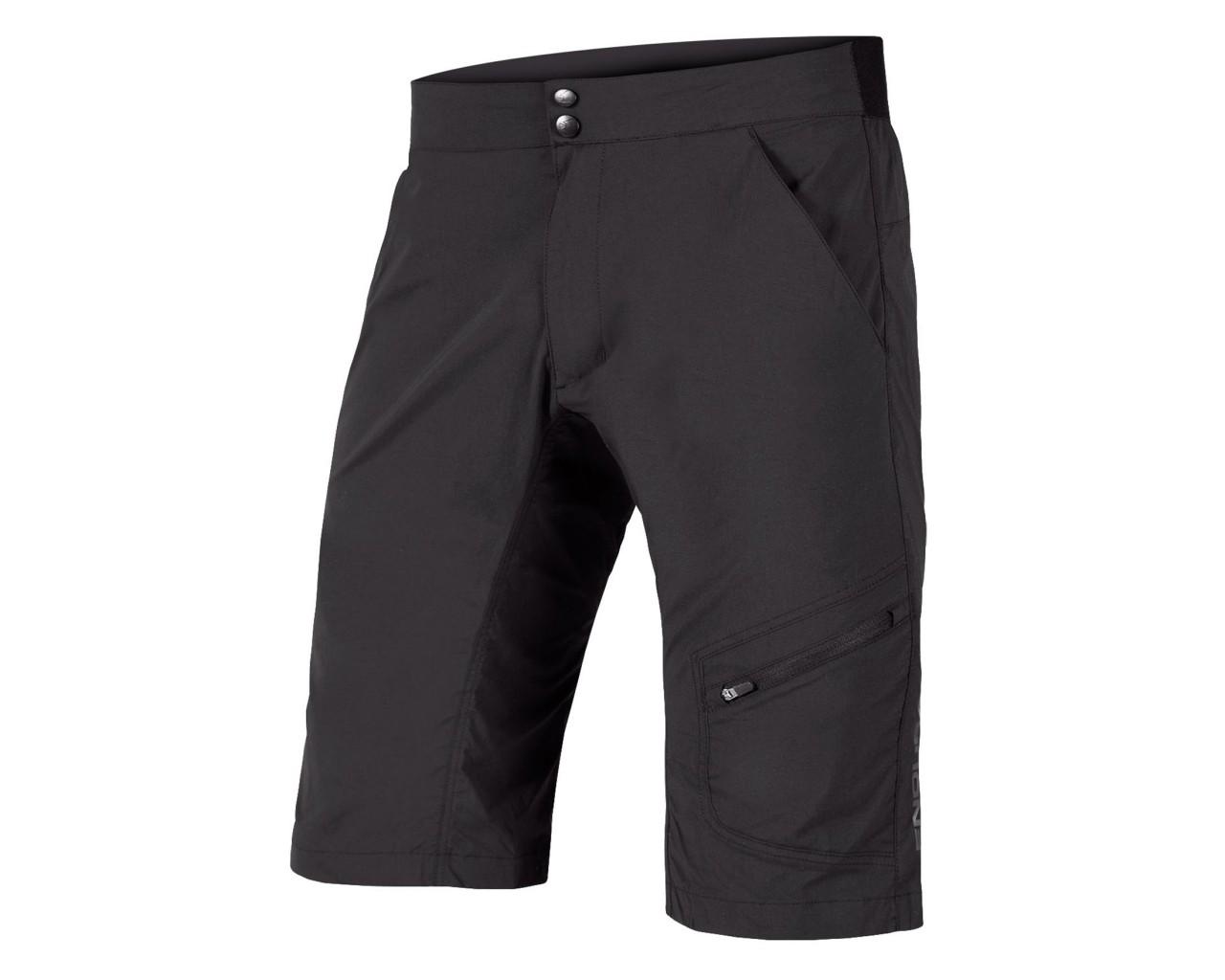 Endura Hummvee Lite Shorts mit Innenhose | black