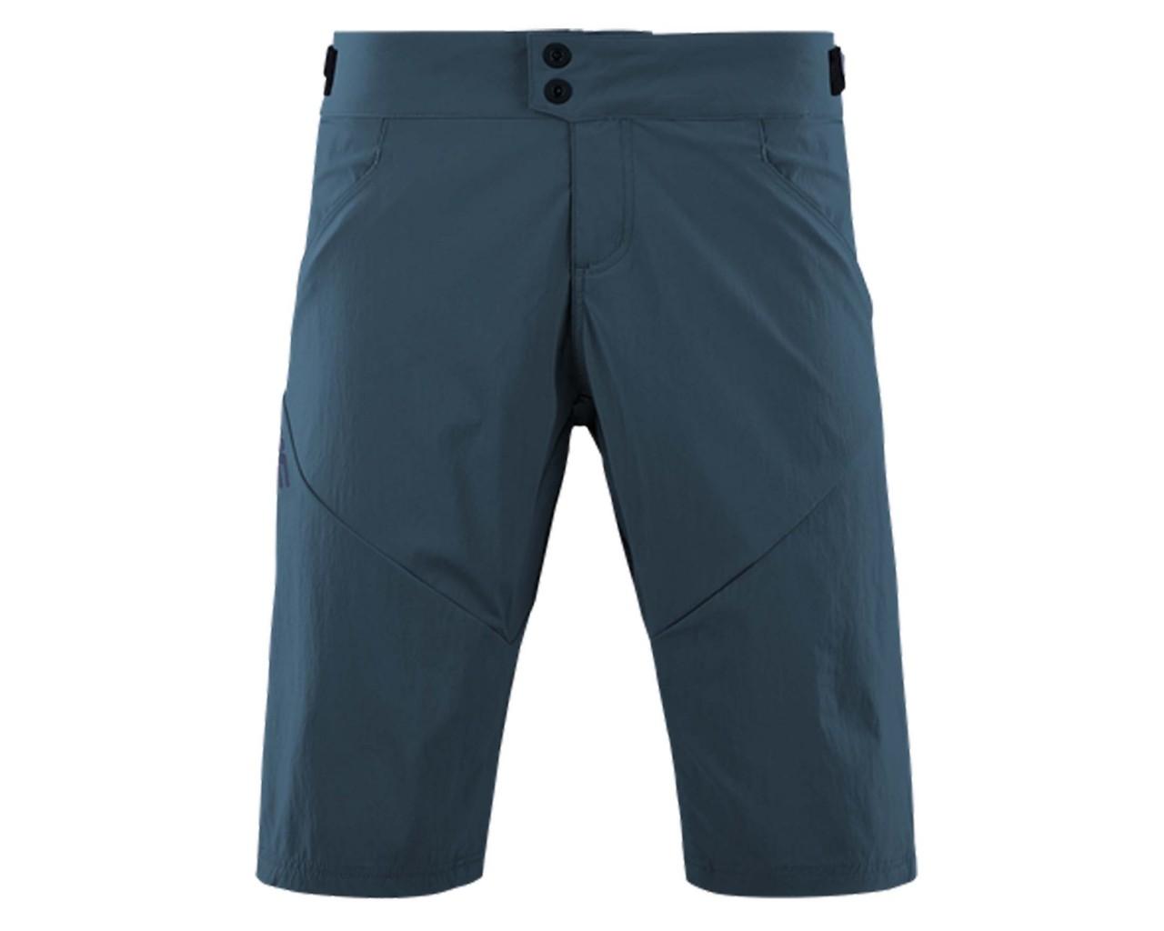 Cube ATX Baggy Women Shorts incl. AM Liner Shorts   blue