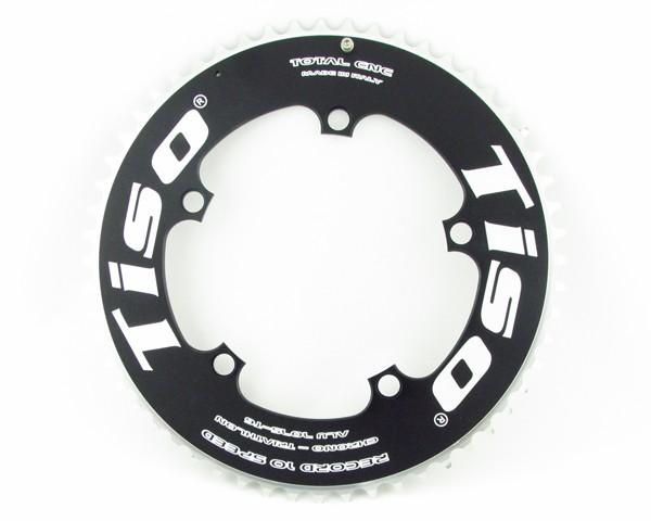 TISO Kettenblatt Triathlon - Time Trial 5-Arm | 135 mm Campagnolo Record kompatibel