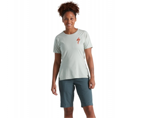 Specialized Trail Women Shorts with Liner | cast battleship