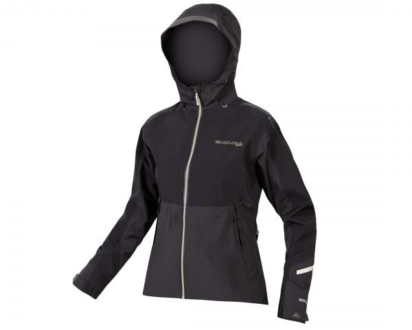 Endura MT500 Damen Wasserdichte Jacke | black
