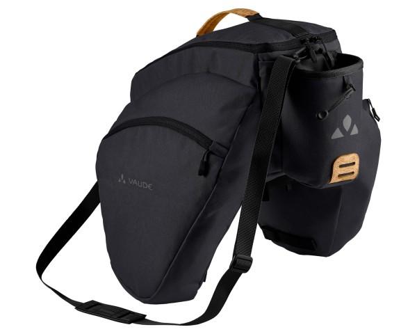 Vaude eSilkroad Plus 22 litres Rack bag for e-bikes | black