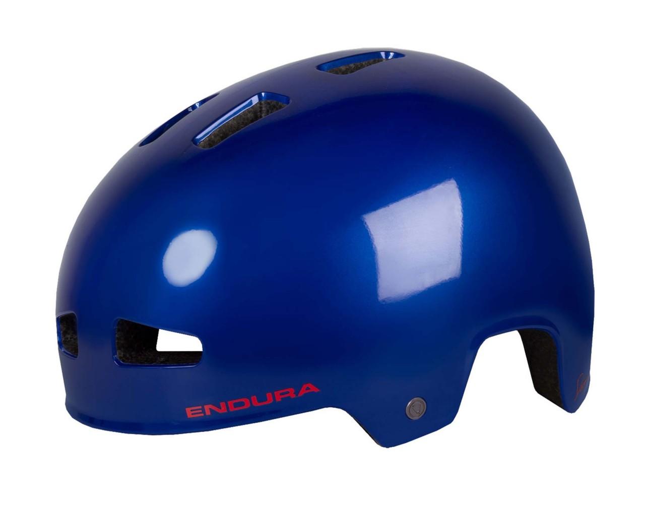 Endura PissPot MTB-Helm | blue