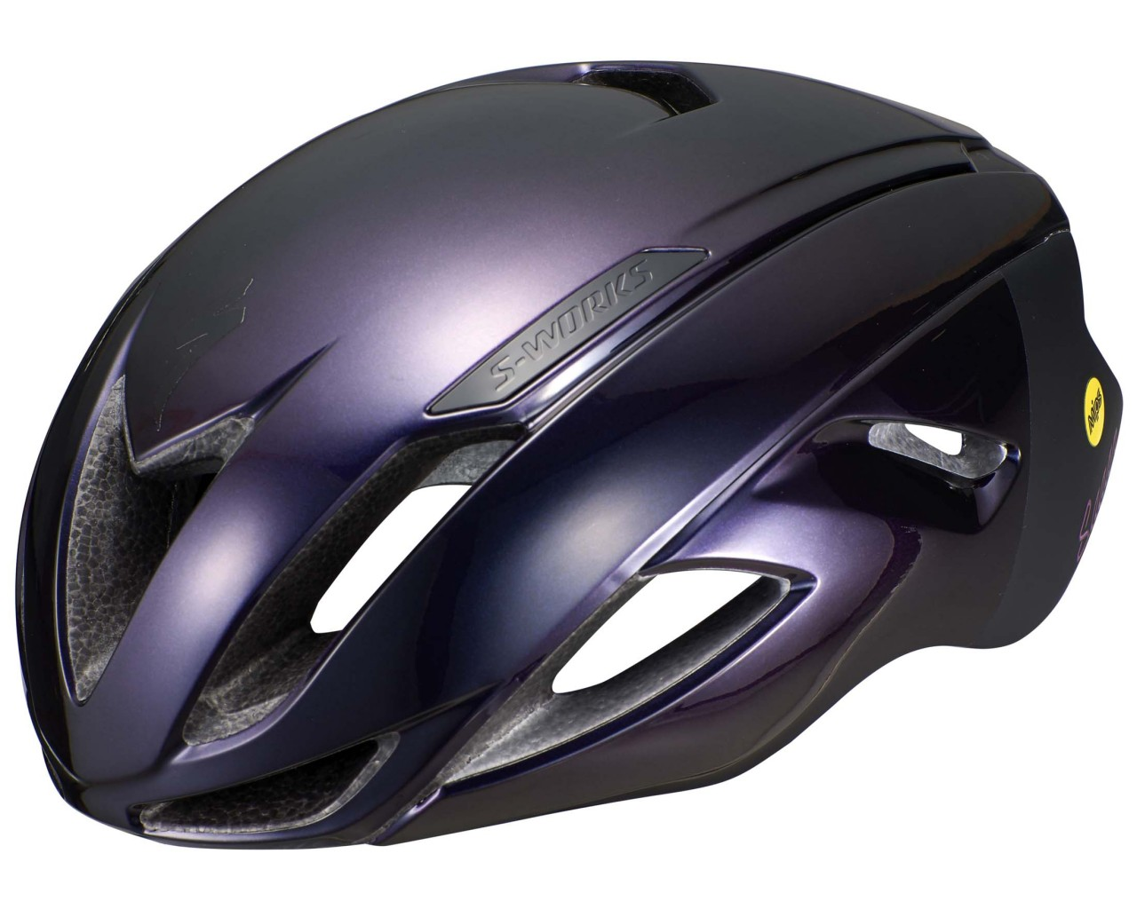 Specialized S-Works Evade II Helm ANGi ready & MIPS - Sagan Collection | Decon red