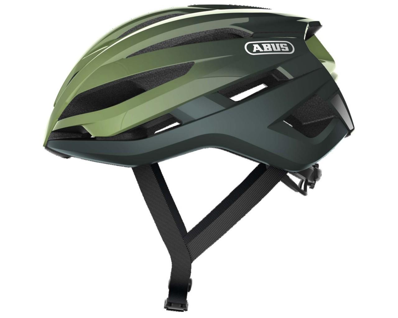 Abus StormChaser Road Bike Helmet | opal green