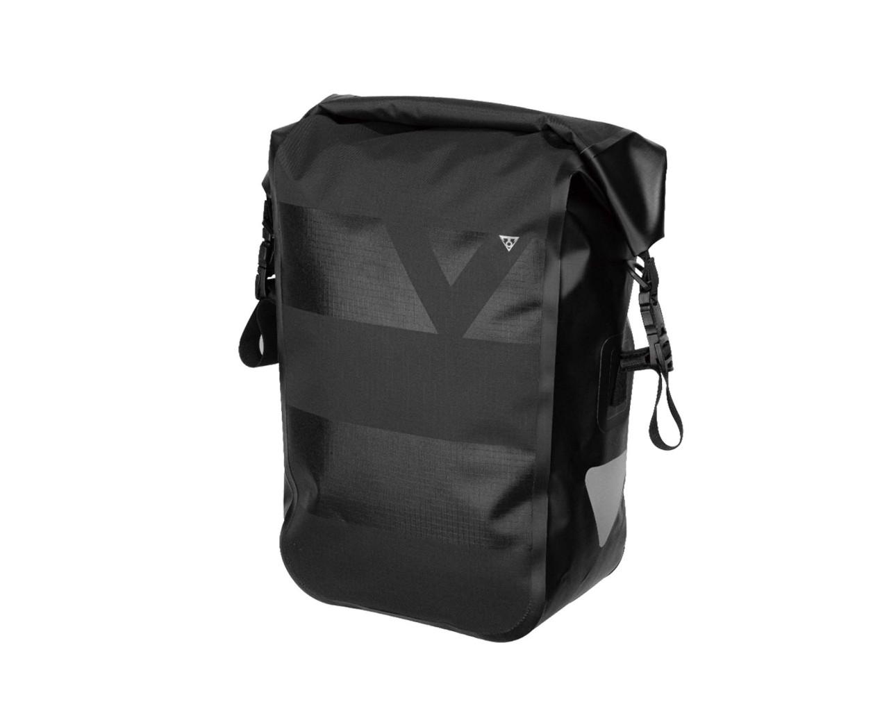 Topeak Pannier DryBag Rack Bag 15 Litres   black