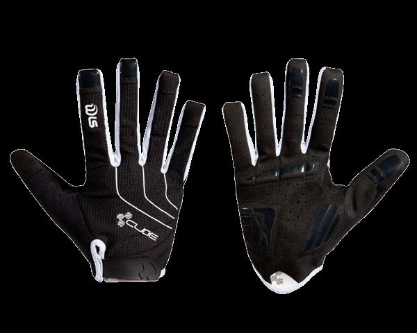 Cube WLS Handschuhe Natural Fit Blackline Langfinger