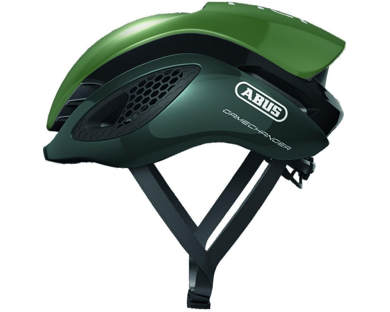 Abus GameChanger Road Bike Helmet   opal green