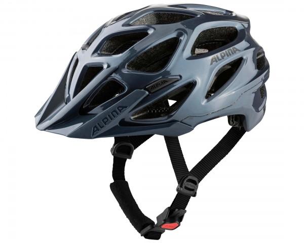Alpina Mythos 3.0 MTB Bike Helmet | indigo gloss