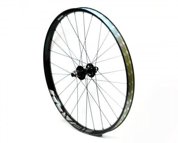 Specialized Fuse/Ruze Mj.2016 Rear Wheel 27.5 Zoll - 650 b 40 mm Hinterrad | black-char