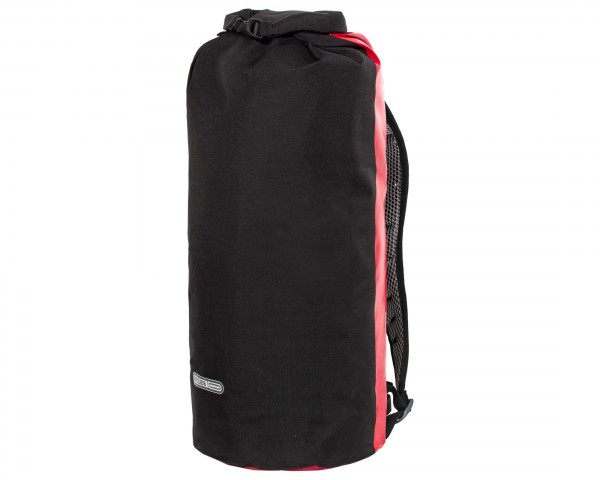 Ortlieb X-Tremer PD620 waterproof dry bag/backpack - size XL | red-black