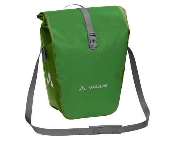Vaude Aqua Back Single wasserdichte Fahrradtaschen PVC-frei (Einzeltasche) | parrot green