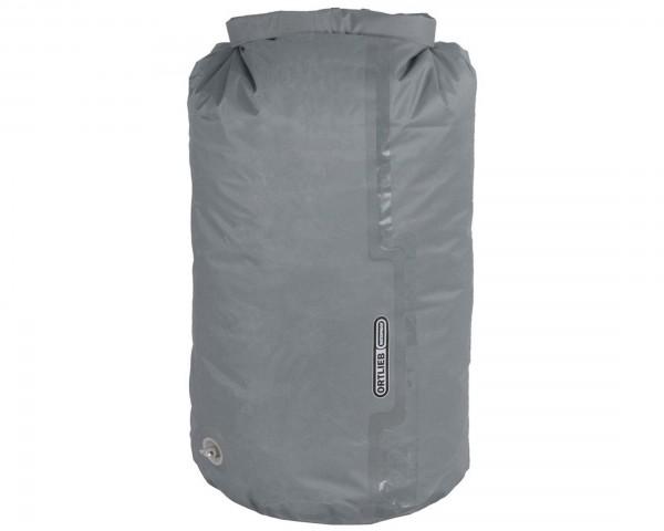 Ortlieb dry bag PS10 with valve 22 liter waterproof PVC-free | light grey