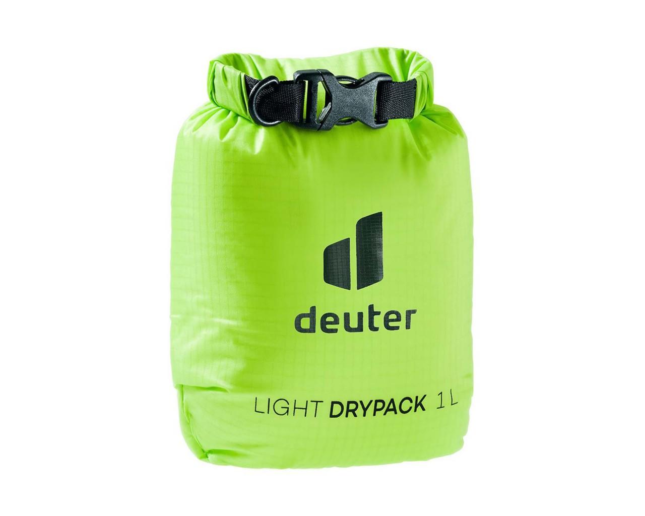 Deuter Light Dry Pack 1 litre PFC-free   citrus