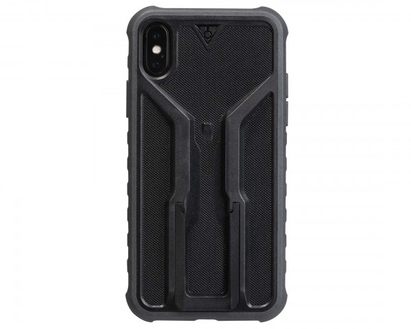 Topeak RideCase for iPhone X and XS with holder | black-gray