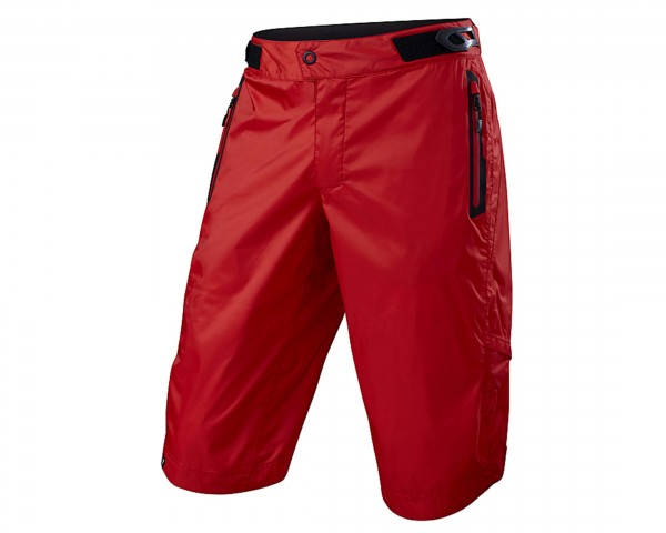 Specialized Deflect H2O Comp Mountain Shorts | red