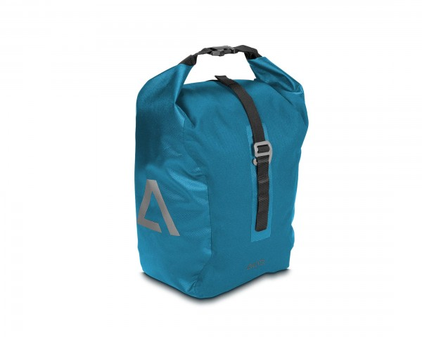 Cube ACID Bikebag TRAVLR 15 | dark blue n black