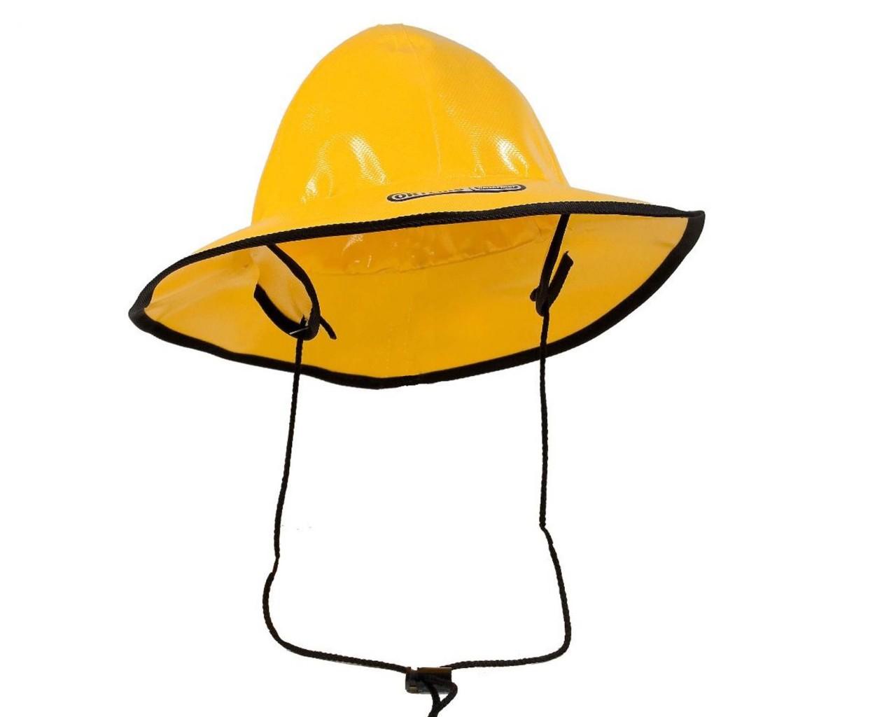 Ortlieb Rain-Hat | sun yellow