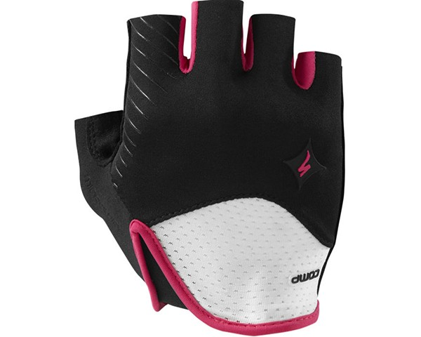 Specialized Womens SL Comp Gloves | white/pink