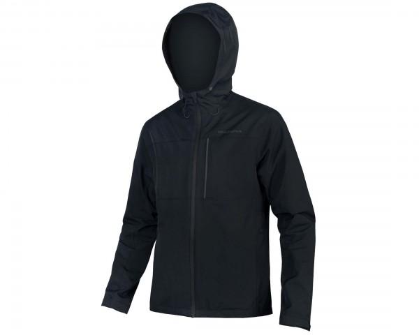 Endura Hummvee Waterproof Hooded Jacket | black