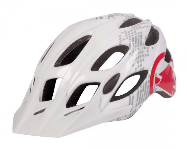 Endura Hummvee cycle helmet | white